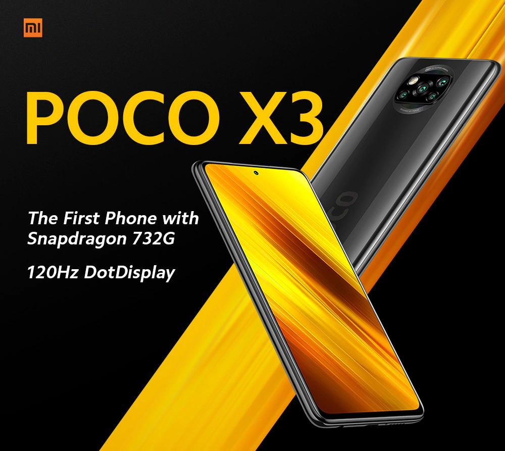 گوشی Poco X3
